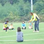 サントリーふれあいサッカー教室1411032