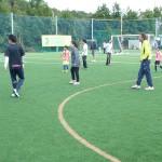 サントリーふれあいサッカー教室1411033